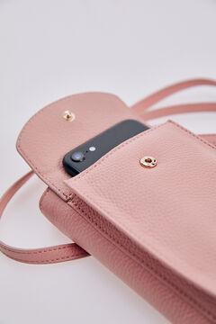 Pedro del Hierro Wallet-style bag Pink