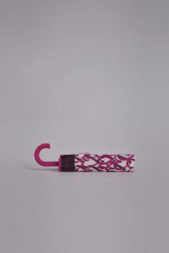 Pedro del Hierro Hearts umbrella Pink