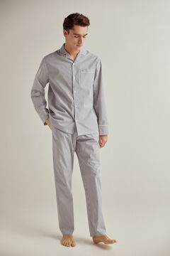 Pedro del Hierro Cloth pyjamas Blue