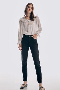 Pedro del Hierro Slim fit jeans Black