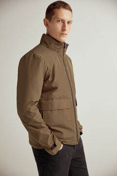 Pedro del Hierro PdH technical jacket Green