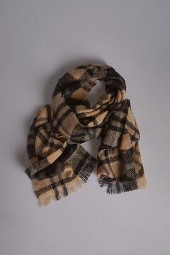 Pedro del Hierro Jacquard scarf Green