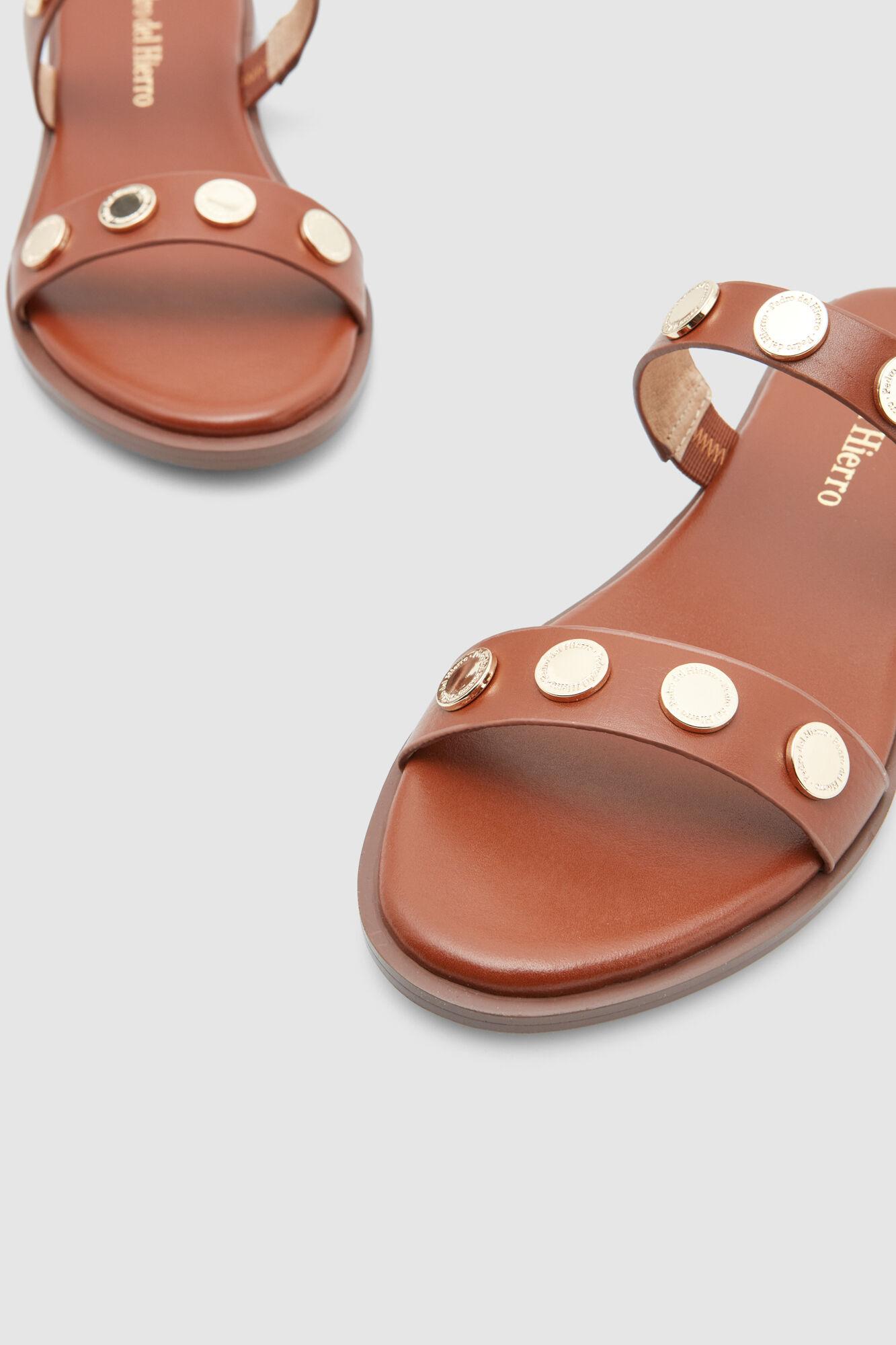 de8acbcabd05f Cap flat sandals