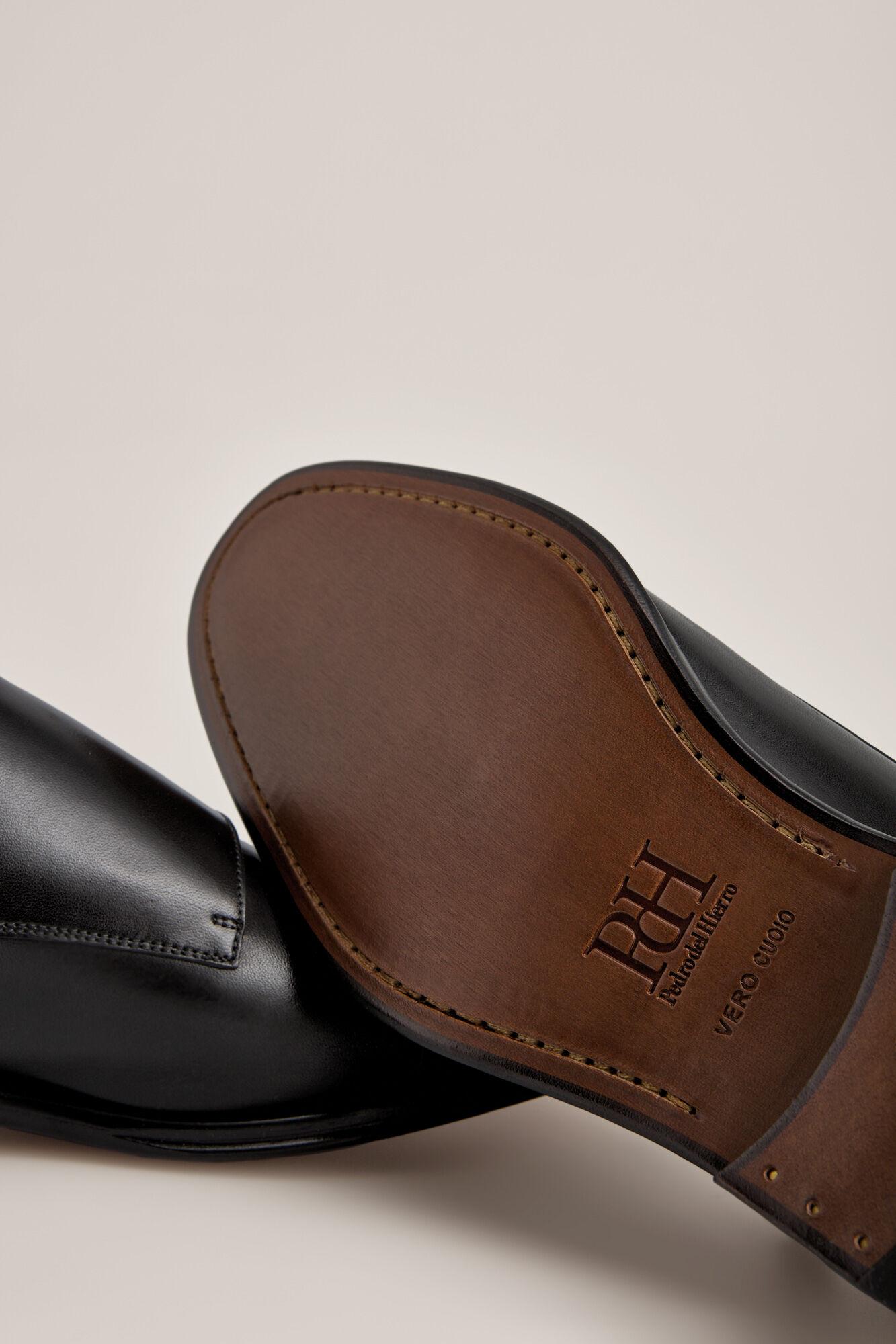Zapato piel 2 hebillas   Zapatos   Pedro del Hierro