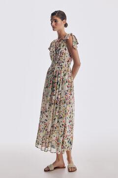 Pedro del Hierro Floral print dress Several