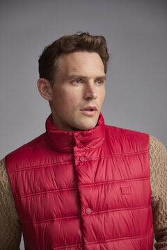 Pedro del Hierro PdH ultralight gilet Red