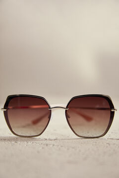 Pedro del Hierro Metal sunglasses Brown