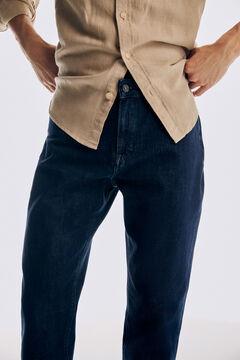 Pedro del Hierro Classic fit premium flex jeans  Blue