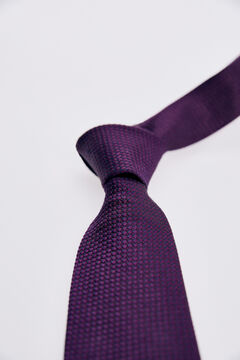 Pedro del Hierro False plain tie Pink