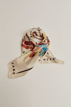 Pedro del Hierro Printed shawl Several