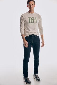 Pedro del Hierro Regular fit premium flex jeans Blue