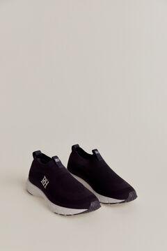 Pedro del Hierro Sneaker slip-on reciclado Azul