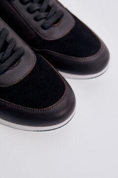 Pedro del Hierro Icon sneaker with rubber sole  Red