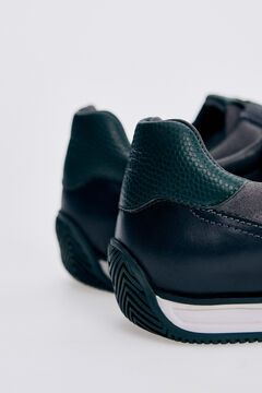 Pedro del Hierro Icon sneaker with rubber sole  Grey
