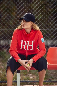 Pedro del Hierro Madrid Open sweatshirt Red