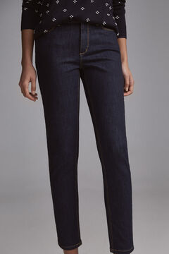 Pedro del Hierro Slim fit jeans Blue