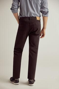 Pedro del Hierro Jeans TX Protect premium flex 5 bolsos cor slim Preto