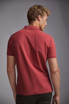 Pedro del Hierro Smoothpoloshirt Red