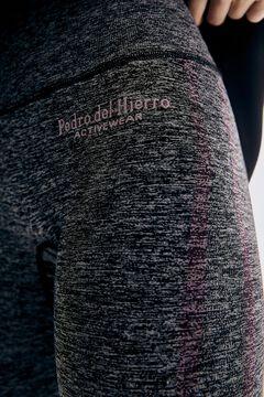 Pedro del Hierro Seam-free shaping leggings Grey