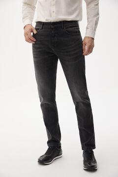 Pedro del Hierro Black wash Authentic jeans. Black