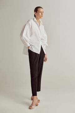 Pedro del Hierro Oversize shirt White