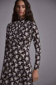 Pedro del Hierro Printed dress Blue