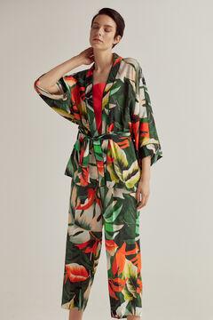 Pedro del Hierro Printed kimono blouse Several