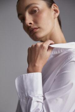 Pedro del Hierro Camisa popelin  White